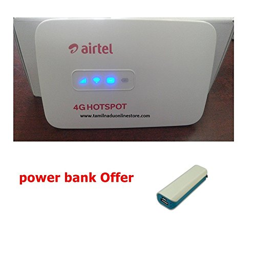 Huawei Airtel 4G E5573cs-609 Wifi data card Unlocked Works With Any 4g Networks Free 1 Mtr Usb Cable + Charger