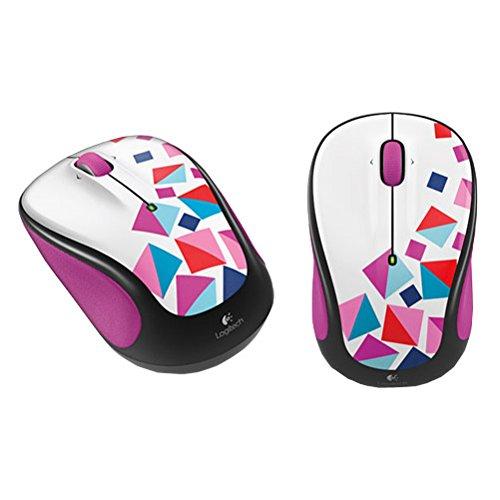 Logitech M325c Wireless Optical Mouse, Playing Blocks
