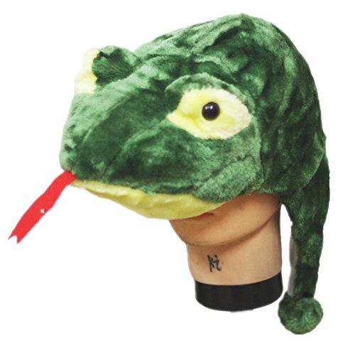petitebelle-serpent-vert-chaud-hat-enfants-unisexe-pour-adulte-pour-les-fetes-vert-taille-unique