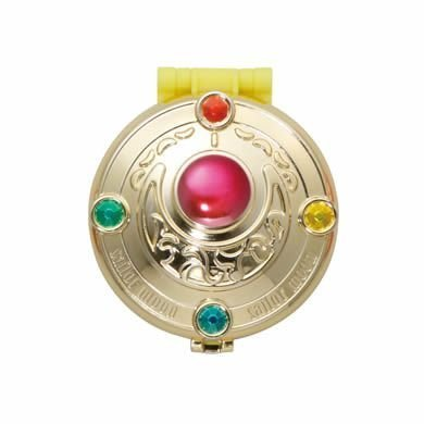 Sailor Moon Compact Mirror Transformation Brooch ~takahashi Rumiko Sailor Moon 20th Anniversary