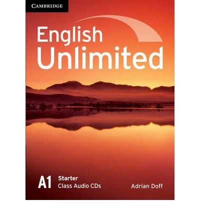 [(English Unlimited Starter Class Audio CDs (2))] [ By (author) Adrian Doff ] [April, 2010]
