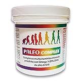 Paleocomplex - Complesso Multivitaminico Minerale Arricchito con Acidi Grassi Omega 3 (EPA-DHA), Vitamina D3,Vitamina K2, ALC, Acido Alfa Lipoico.