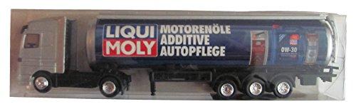 Liqui Moly Nr. - Motoröle - MB Actros - Sattelzug mit Tankauflieger