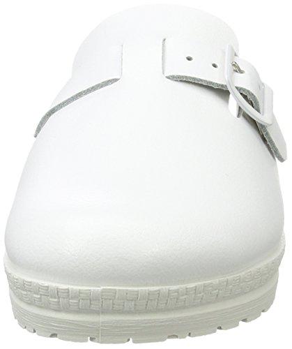 Rohde Damen Neustadt 1447 00 Clogs Weiß (Weiß)