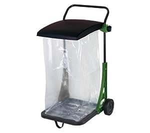 Gartenwagen mit Rädern und Deckel 80 Liter PRCARJ