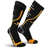 Oxyburn Running Track Knee High Performance Compression Calze Uomo