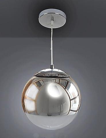 SWENT Simple moderne/retro/LED suspendus 40W maxi/moderne / Contemporain Style Mini globe suspendus par galvanoplastie, salle à manger/cuisine équipée,220-240V