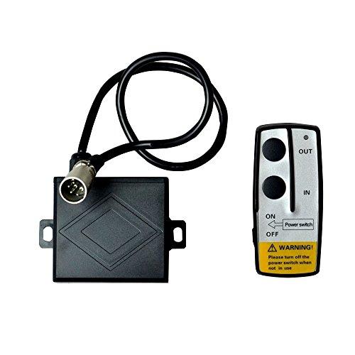 Seilwinde Fernbedienung kabellos 24V Volt Ninja 1Mobilteile Control Recovery Me/w1004a
