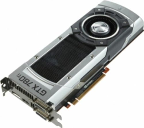 XpertVision NE5X78T010FBF NVIDIA GeForce GTX 780 Ti 3GB scheda video