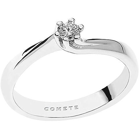 anello donna gioielli Comete Diamanti elegante cod. ANB 2000