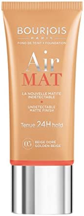 Bourjois Air Mat 24H Foundation 05 Golden Beige, 30 ml/1.0 oz