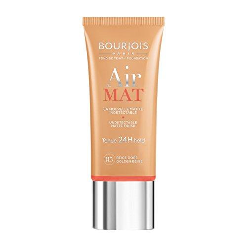Bourjois Air Mat Fdt Base Maquillaje Tono 05 Golden