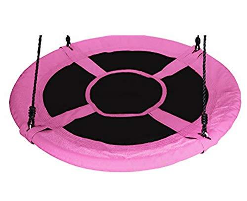 Izzy Nestschaukel 110 cm, Garten-Schaukel bis 150 kg belastbar, pink