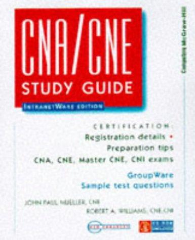 CNA/CNE Study Guide: Intranetware Edition (Certification Series) por John Mueller