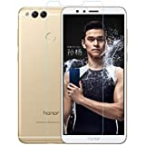 Huawei Honor 7X, Tempered Glass, Premium Real 2.5D 9H Anti-Fingerprints & Oil Stains Coating Hardness Screen Protector Guard For Huawei Honor 7X
