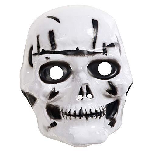 Widmann 2663T Kindermaske Totenkopf, One