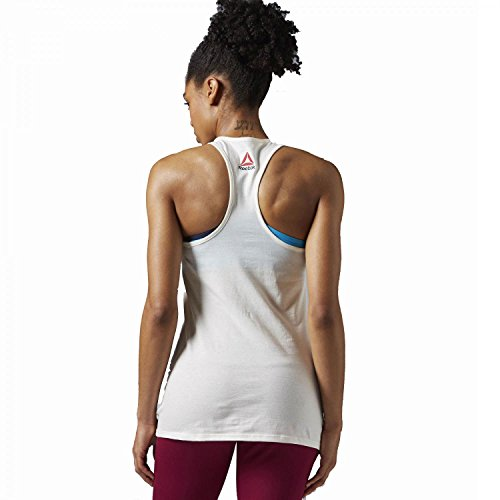 Reebok Damen Crossfit A Better Beautiful Tanktop Chalk