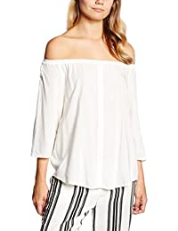 TOM TAILOR Damen Bluse Lovely Carmen Blouse