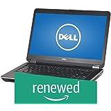 (Renewed) Dell Latitude E6440-i5-8 GB-320 GB 14-inch Laptop (4th Gen Core i5/8GB/320GB/Windows 10/Integrated Graphics), Silver