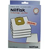 Nilfisk Power Series Dustbags - Bolsa Aspirador Power / Power Eco
