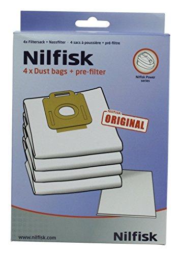 Nilfisk Power Series Dustbags