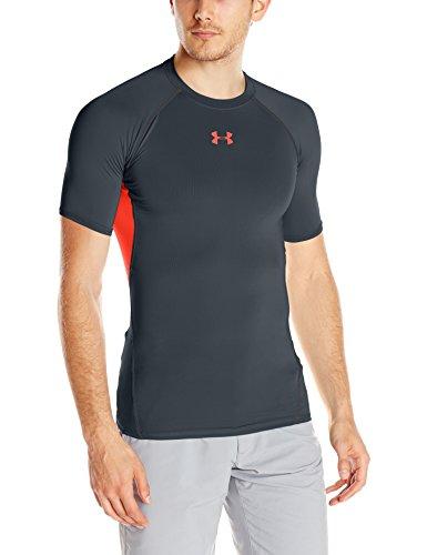 Under Armour Men's UA HG ARMOUR SS Shortsleeve T-Shirt