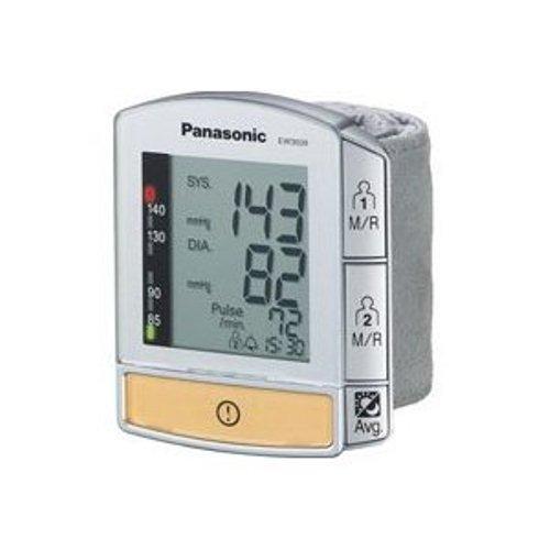 Panasonic EW3039 Blutdruckmessgerät für das Handgelenk (Panasonic Robuste)