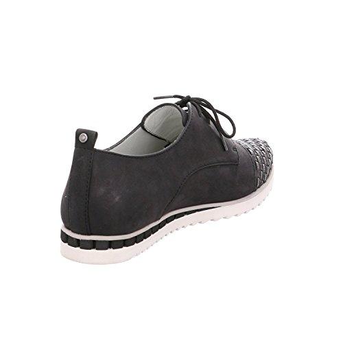 Jana 8-8-23203-28/001, Sneaker donna Black