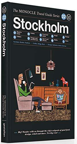 Monocle travel guide Stockholm por Collectif