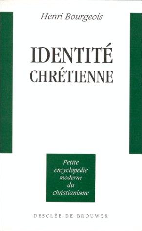 L'identité chrétienne