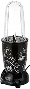 Wonderchef 400 Watt Nutri-Blend  with Free Servin Glass Set (Black)