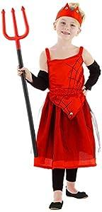 Folat - Disfraz para niña Drácula, Talla M (61405)