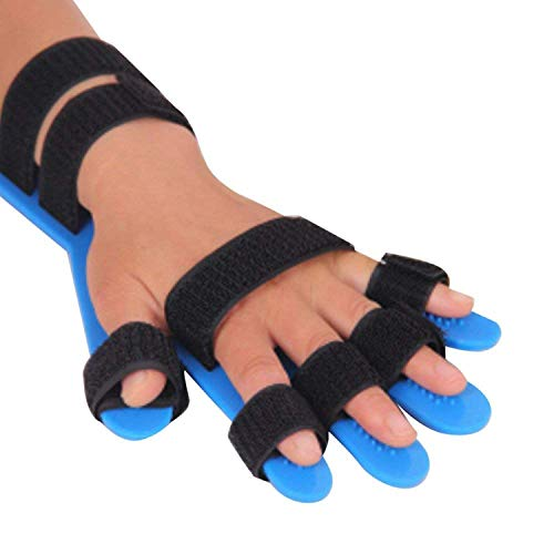 H-ONG Finger Splint, Finger Support Repair Equipment/Wrist Joint Training/orthosis Equipment/Support Finger Fracture Wound postoperative Care/Finger Support/Male and Female Hands -