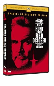 The Hunt For Red October (Special Collector's Edition [DVD] [1990]
