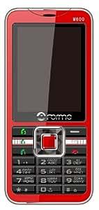 Forme M600 Triple Sim (Red )