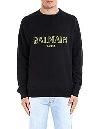 e8682d72d890 Amazon.it  Balmain - Felpe senza cappuccio   Felpe  Abbigliamento