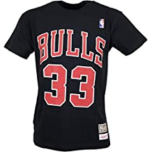 Mitchell   Ness Chicago Bulls Scottie Pippen - Camiseta db0adf4543a