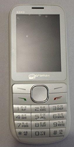 Micromax X243 (White)