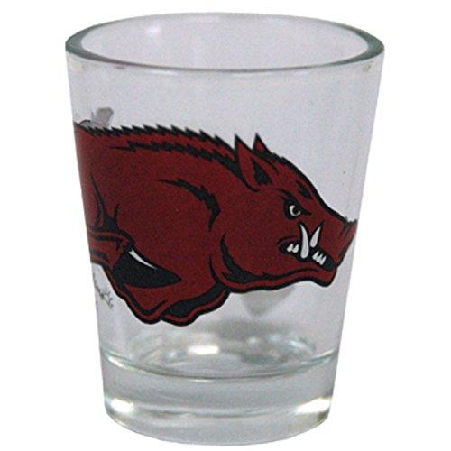 Arkansas Razorbacks Logo Shot Glas