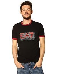 Tee-shirt EA7 Emporio Armani (Bleu)