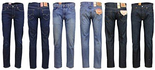 Levi's Herren Jeans 501 Original Straight Fit 511-2744 Dorothy
