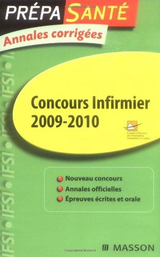 Concours Infirmier : Annales corrigées