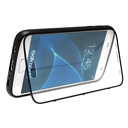 Mobilefox Apple iPhone 6/S Mint Grün Flip Touch Display Schutz Hülle Silikon Tasche Case Bumper Cover Schale Mint Grün