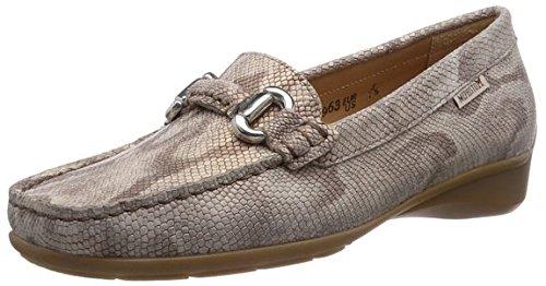 Mephisto  Natala Python 7512 Light Sand, Mocassins (loafers) femme Light Sand