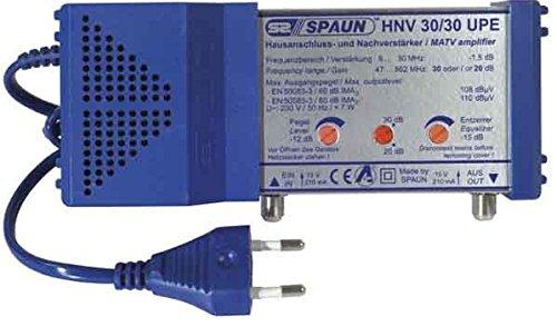 Spaun HNV 30/30 UPE MATV und Verstärker