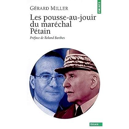 Les Pousse-au-jouir du maréchal Pétain