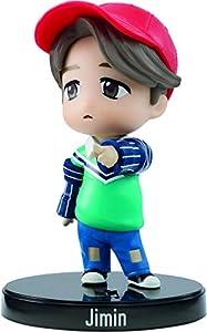 BTS mini figura de vinilo Jimin miembro banda coreana (Mattel GKH81)
