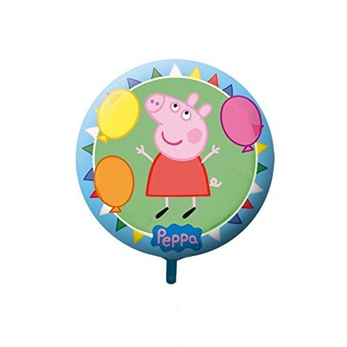 'Peppa Pig?Foil 18Kugel verbetena 016000787) Preisvergleich