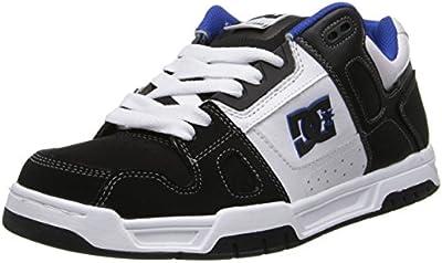 DC Shoes STAG D0320188 - Zapatillas de cuero para hombre