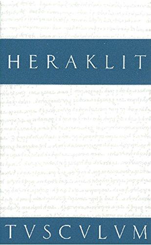 Fragmente: Griechisch - Deutsch (Sammlung Tusculum) - Fragment-sammlung